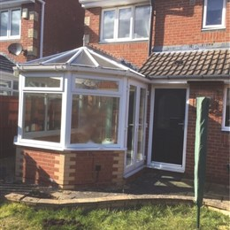 Single storey extension, Cramlington 6