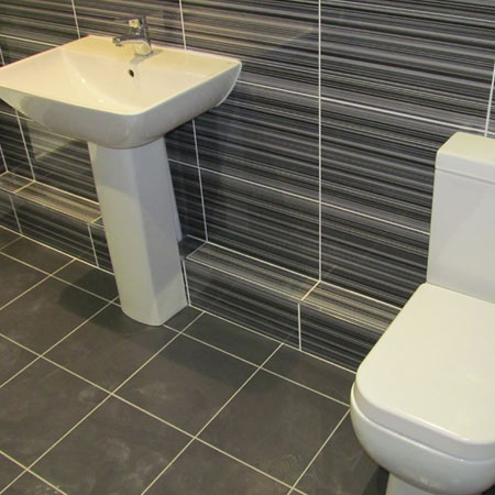 Bathrooms installations